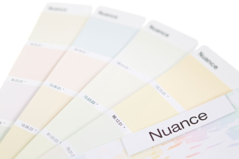 Nuance color world