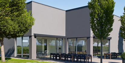 Facade paints are not only for design – their main function is to