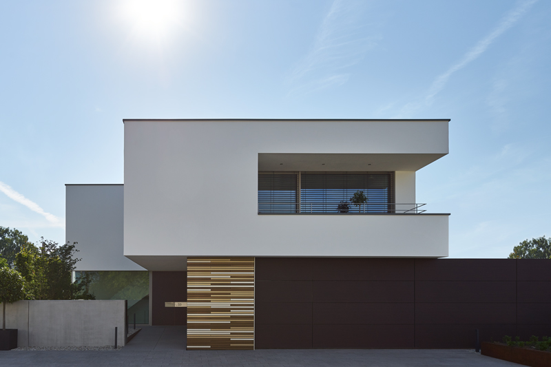High Quality Facade DesignThe Top Coat Of An ETIC System Opens Up A Wide Range Of  Options For Attractively Redesigning The Facade. ..more