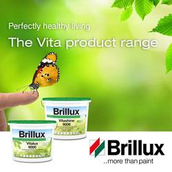Brillux Vita product range