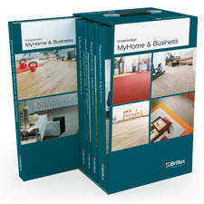 MyHome and Business Luxury Vinyl Tiles (LVT)
