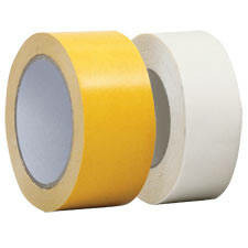 Adhesive tapes / underlays