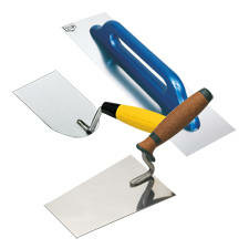 Stainless Steel Trowels and Smoothing Trowels