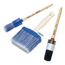 Paintbrushes, Brushes and Accessories