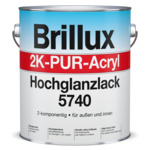 2K-PUR-Acryl High Gloss Enamel 5740
