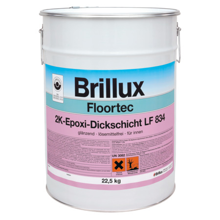 Floortec 2C Epoxy Thick Layer LF 834