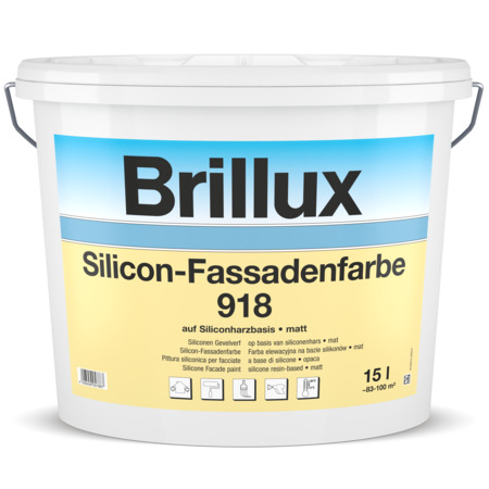 Silicone Facade Paint 918