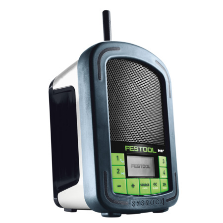 SYSROCK BR 10 DAB+ Construction Site Radio
