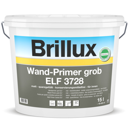 Wall Primer coarse ELF 3728