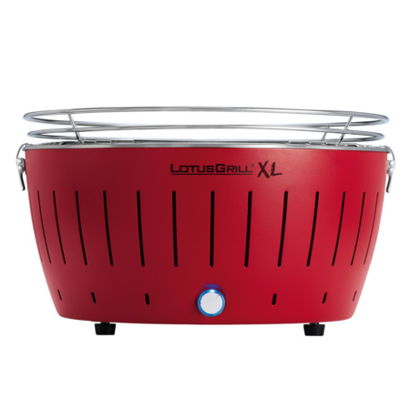 Lotus Grill XL, Flame red